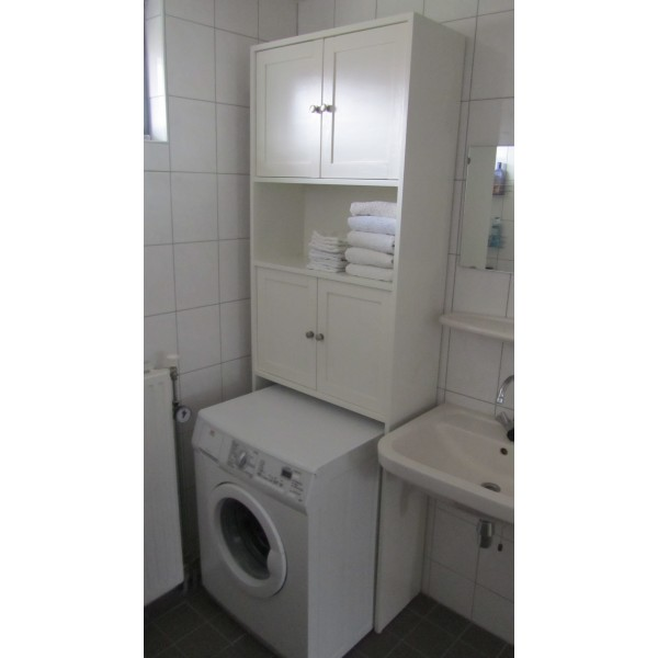 Wasmachine kast 01 - J. Lap